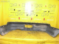 Бампер на Toyota Camry SV32, Заднее расположение