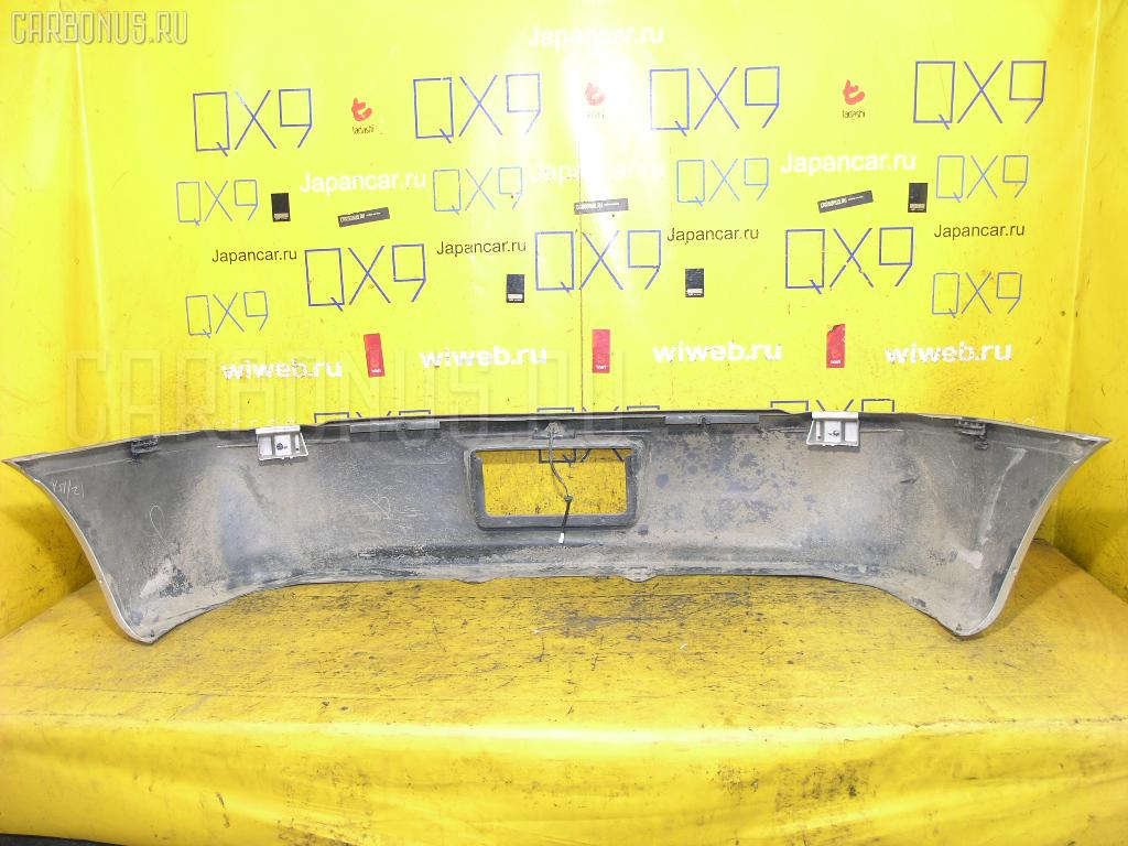 Бампер TOYOTA COROLLA SPACIO AE111N Фото 2