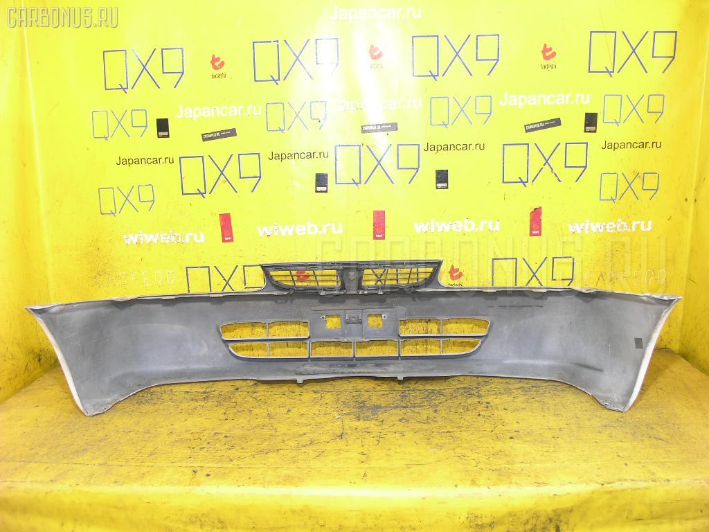 Бампер TOYOTA COROLLA II EL51 Фото 2