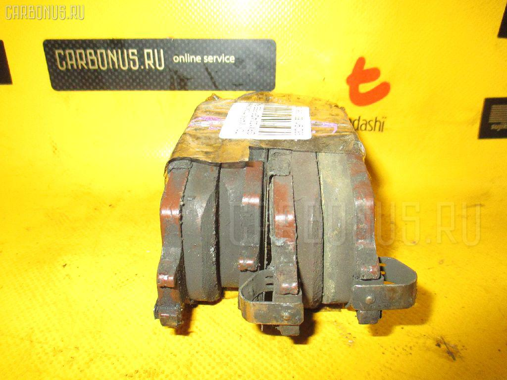 Тормозные колодки TOYOTA MARK X GRX120 4GR-FSE Фото 2