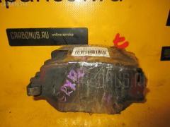 Тормозные колодки TOYOTA MARK X GRX120 4GR-FSE Фото 1