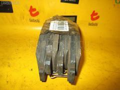 Тормозные колодки HONDA STREAM RN3 K20A Фото 2