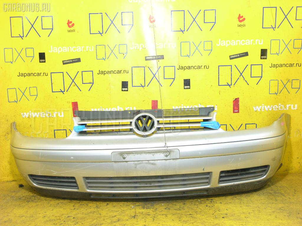 Бампер Volkswagen Golf iv 1JAPK Фото 1