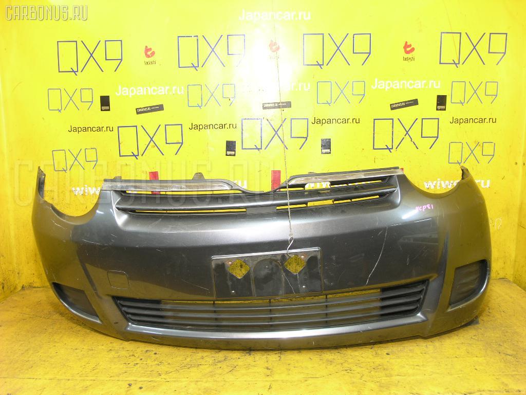 Бампер Toyota Sienta NCP85G Фото 1