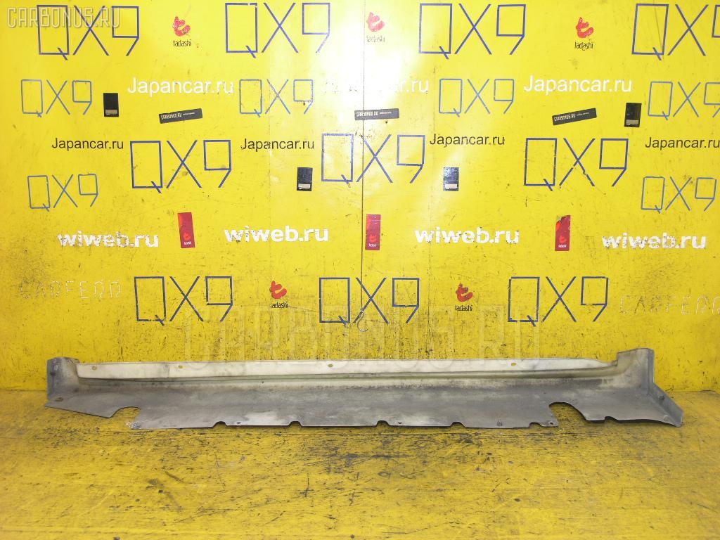 Порог кузова пластиковый ( обвес ) MERCEDES-BENZ A-CLASS W168.032 Фото 2