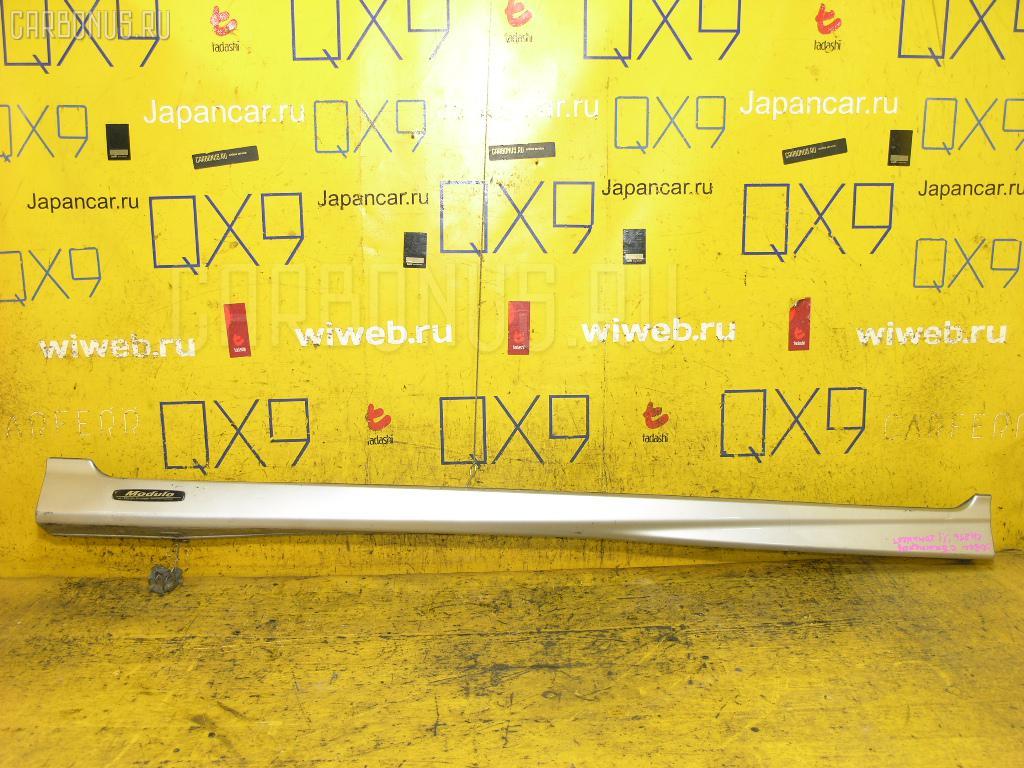 Порог кузова пластиковый ( обвес ) HONDA FIT GD1 Фото 3