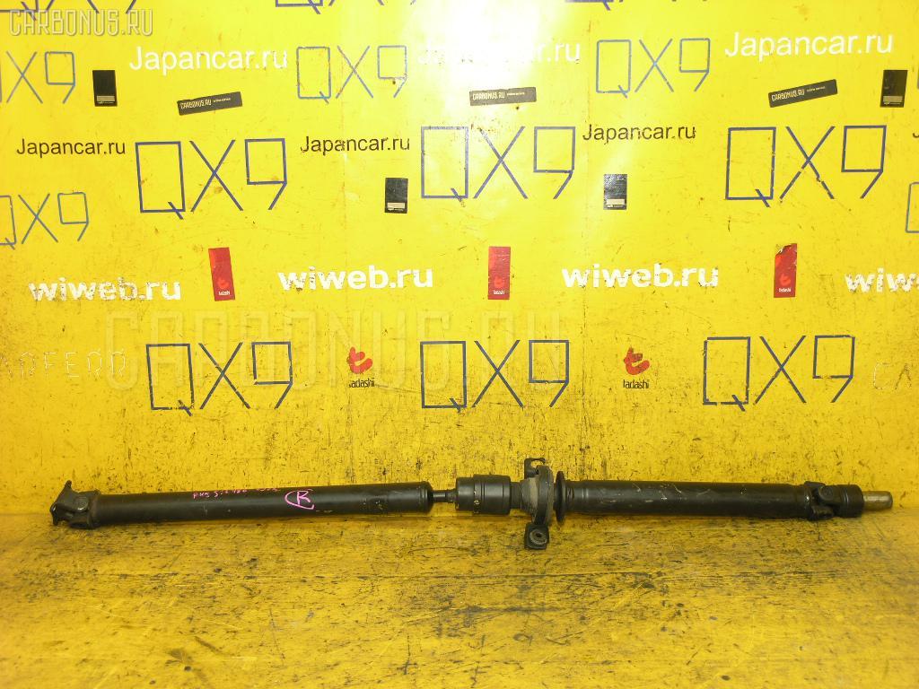 Кардан SUBARU LEGACY LANCASTER BH9 EJ25 Фото 1
