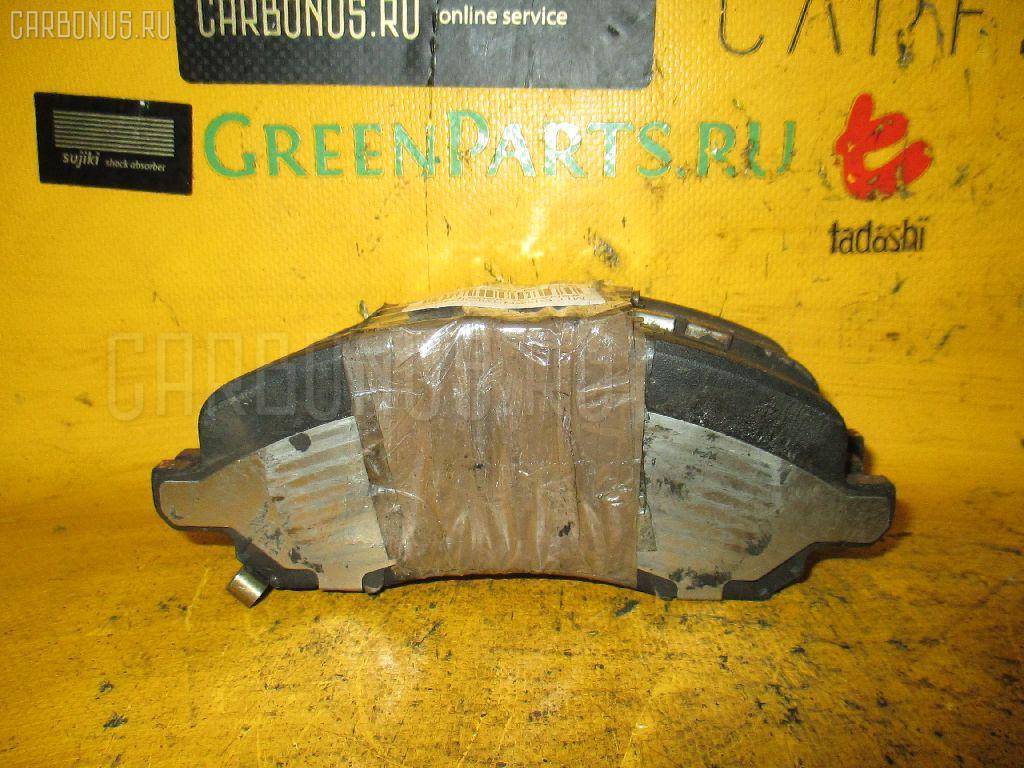 Тормозные колодки MITSUBISHI GRANDIS NA4W 4G69 Фото 1