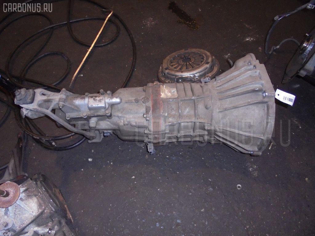 КПП механическая Toyota GX100 1G-FE Фото 1