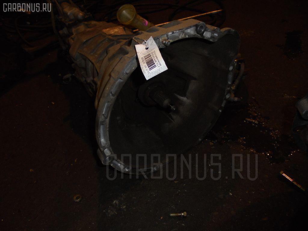 КПП механическая TOYOTA GX100 1G-FE Фото 3
