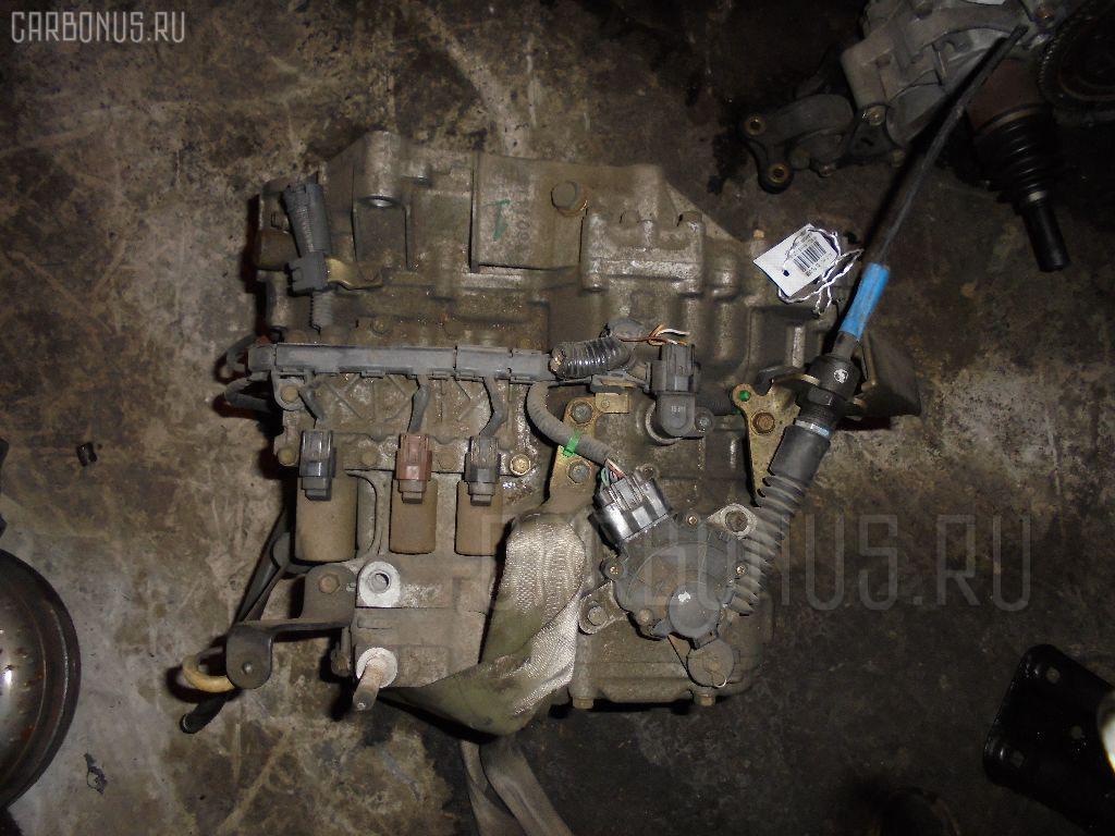 КПП автоматическая HONDA FIT GD1 L13A Фото 4