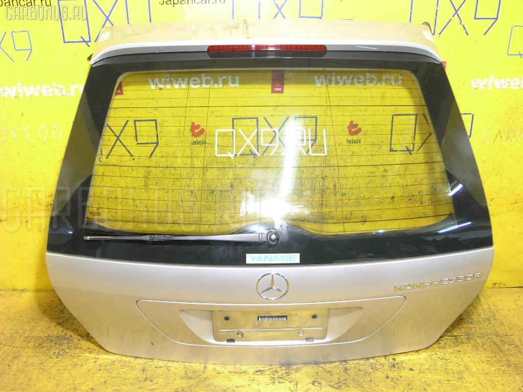 Дверь задняя MERCEDES-BENZ C-CLASS STATION WAGON S203.245 Фото 1