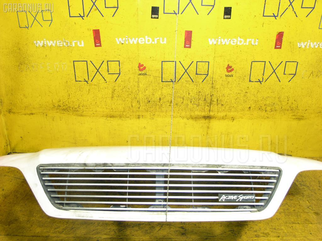 Капот TOYOTA VISTA ZZV50 Фото 2