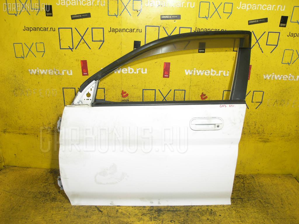 Дверь боковая HONDA HR-V GH3 Фото 1