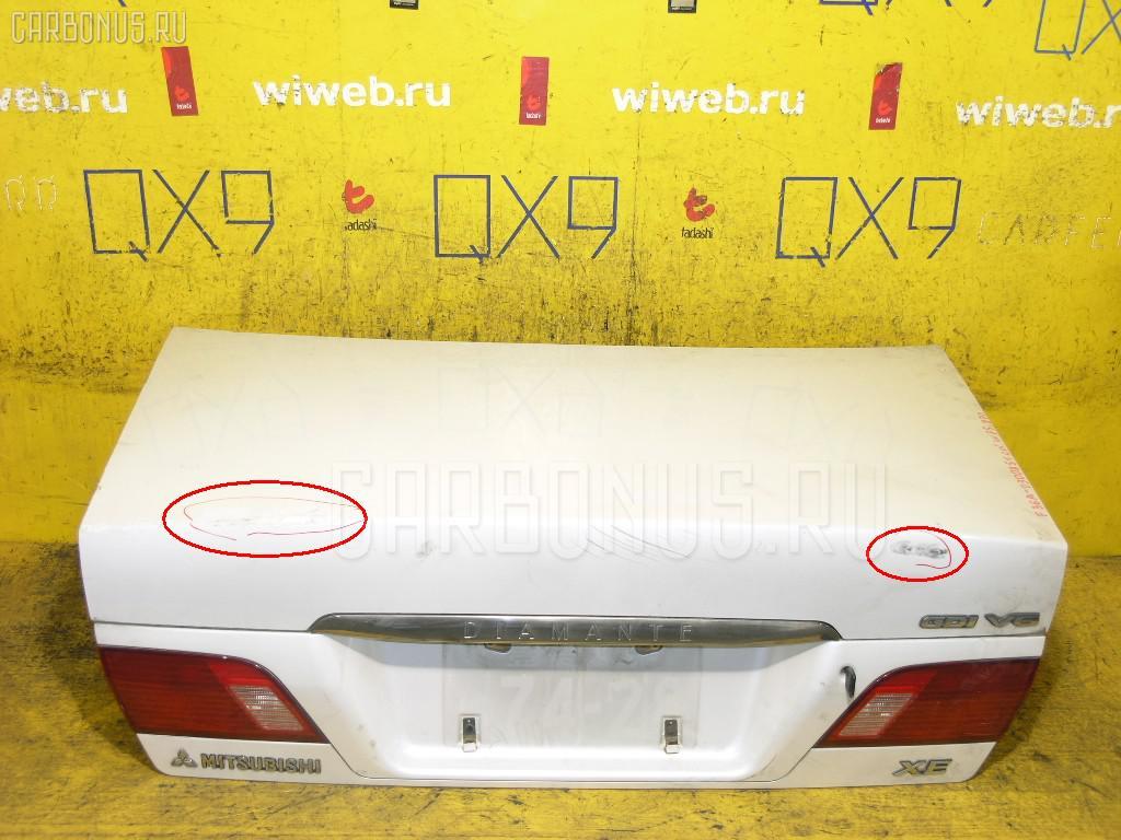 Крышка багажника Mitsubishi Diamante F36A Фото 1