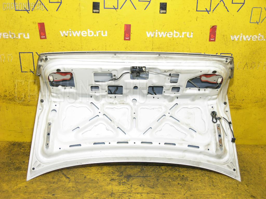 Крышка багажника MITSUBISHI DIAMANTE F36A Фото 2