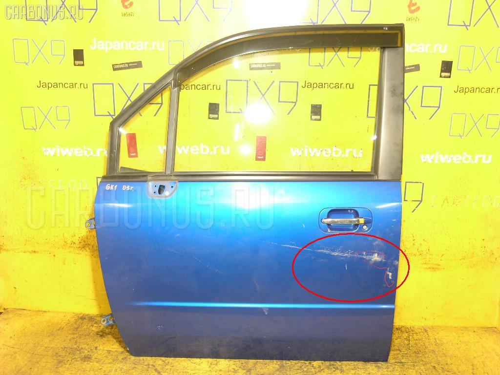 Дверь боковая HONDA MOBILIO SPIKE GK1 Фото 1