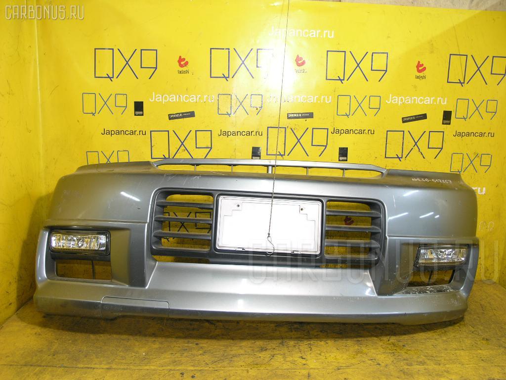 Бампер Nissan Elgrand APE50 Фото 1