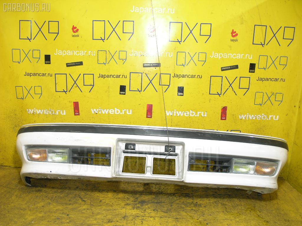 Бампер TOYOTA CRESTA GX81. Фото 7