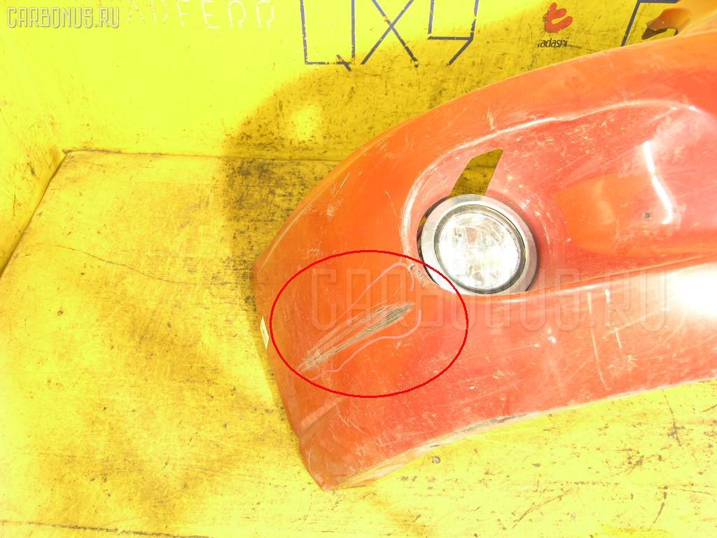 Бампер SUBARU IMPREZA WAGON GG3 Фото 3