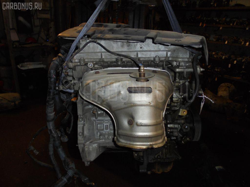 Двигатель TOYOTA WISH ZNE14G 1ZZ-FE Фото 1