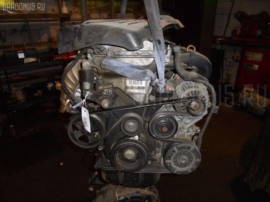 Двигатель TOYOTA WISH ZNE14G 1ZZ-FE Фото 2