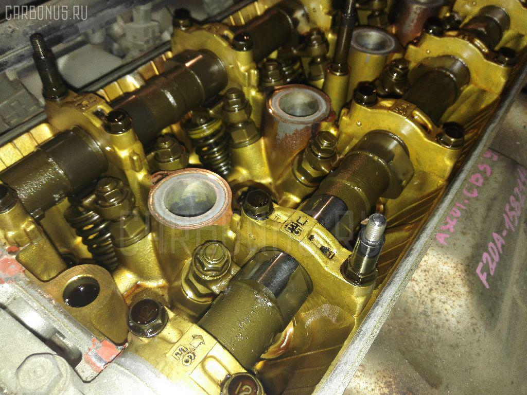 Двигатель HONDA ASCOT CB3 F20A Фото 2
