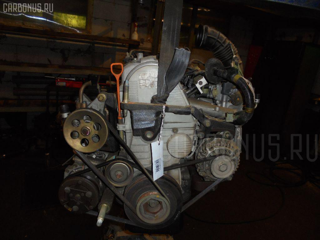 Двигатель HONDA HR-V GH3 D16A Фото 1