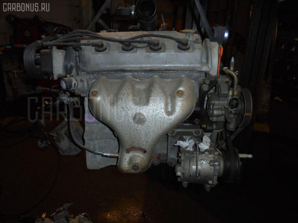 Двигатель HONDA HR-V GH3 D16A Фото 2