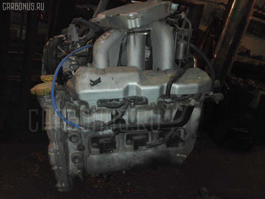 Двигатель SUBARU LEGACY LANCASTER BHE EZ30DDXABF Фото 3