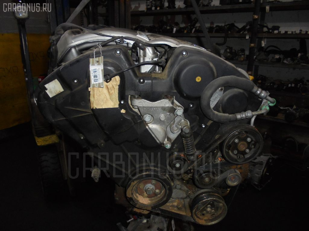 Двигатель PEUGEOT 407 6DXFV XVF-ES9A Фото 1