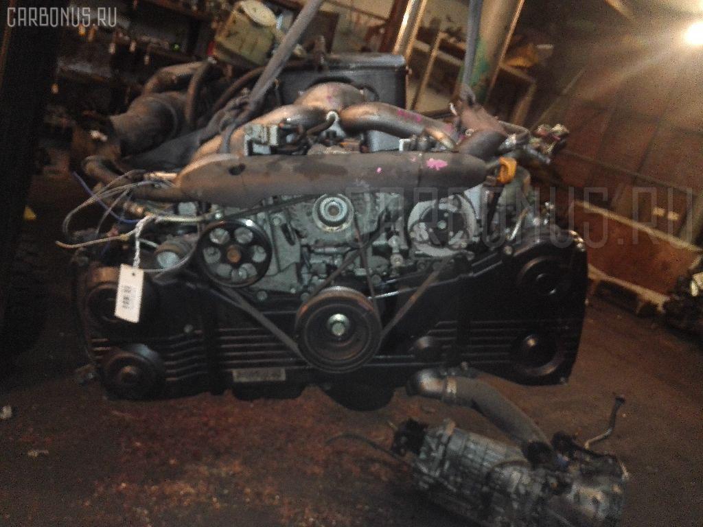 Двигатель SUBARU IMPREZA WAGON GH2 EL154JP3ME Фото 1