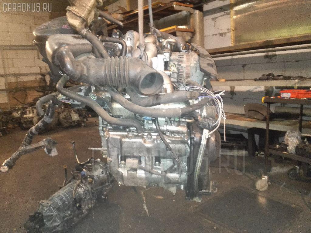 Двигатель SUBARU IMPREZA WAGON GH2 EL154JP3ME Фото 2