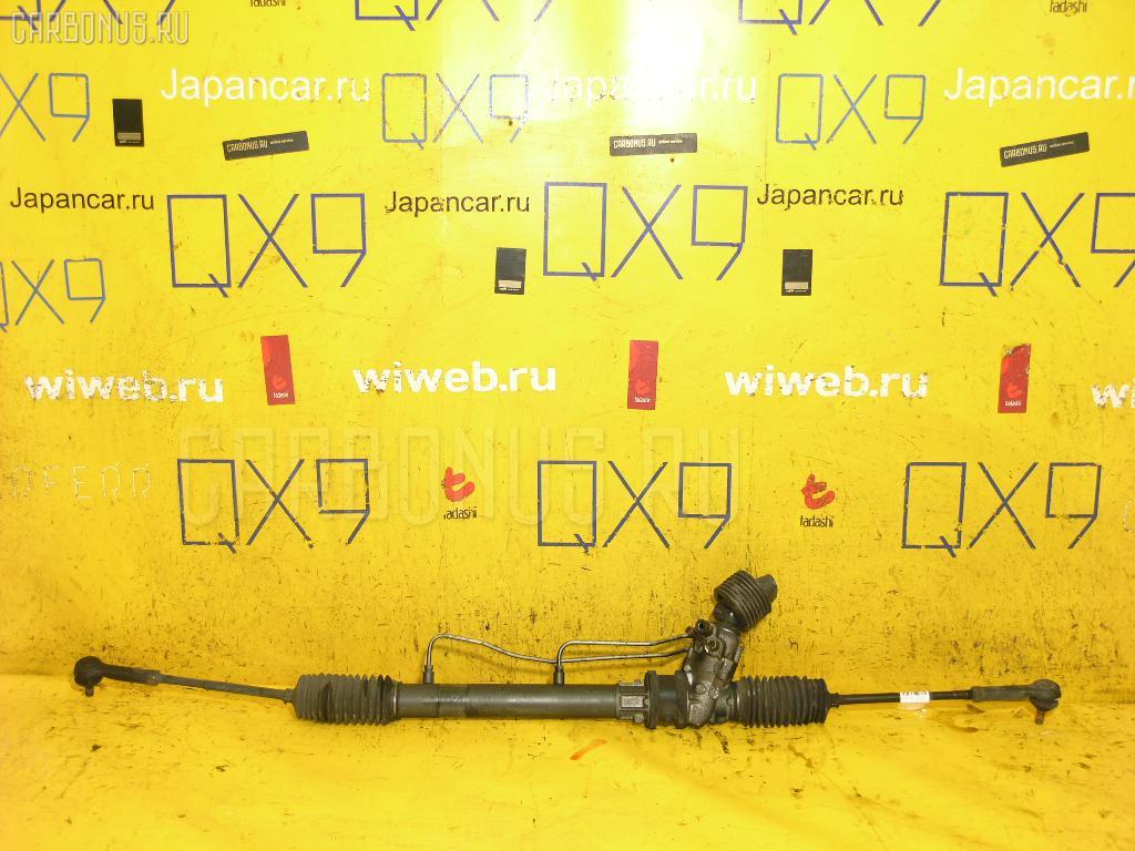 Рулевая рейка NISSAN SERENA KBC23 SR20DE Фото 1