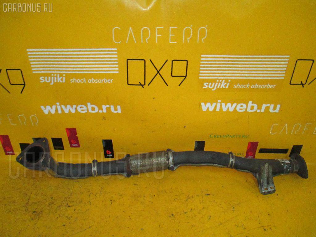 Глушитель Toyota Carina ed ST200 4S-FE Фото 1
