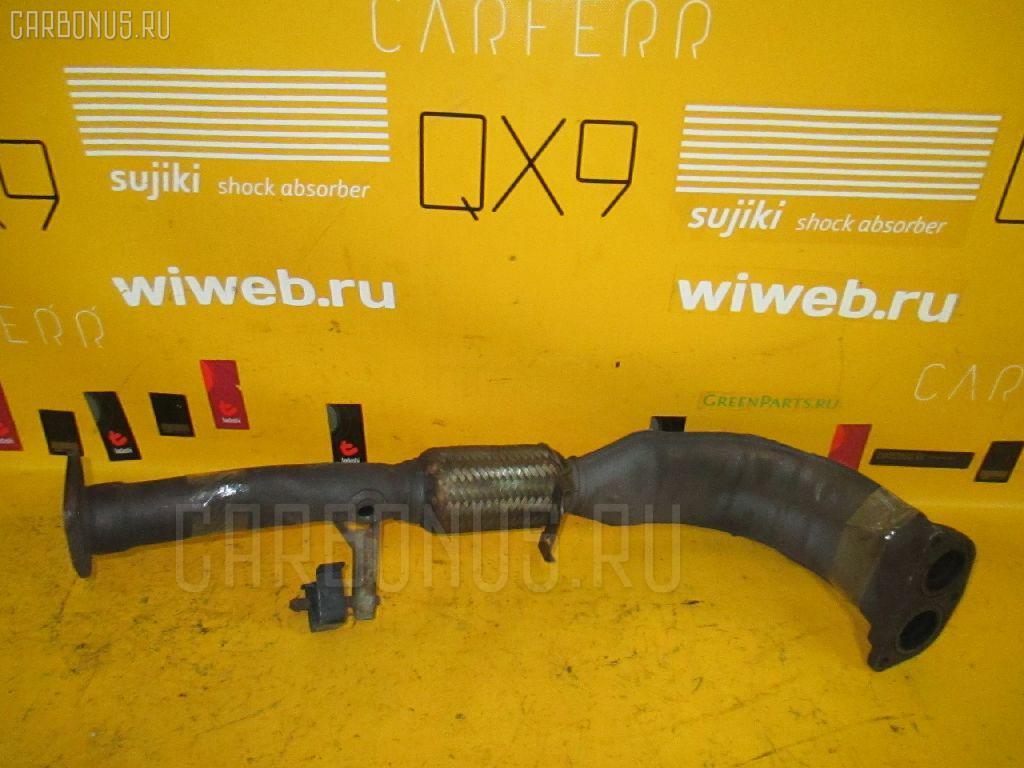 Глушитель HONDA ACCORD WAGON CH9 H23A Фото 1