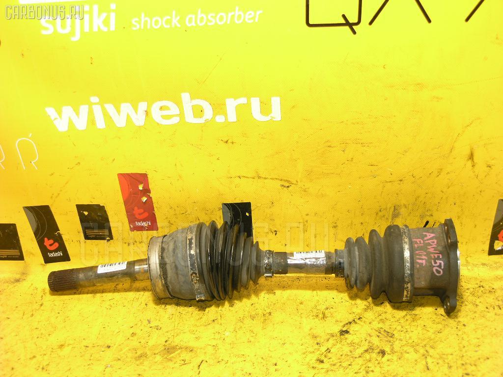 Привод NISSAN ELGRAND APWE50 VQ35DE Фото 1