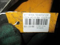 Генератор MITSUBISHI MIRAGE DINGO CQ2A 4G15 Фото 3