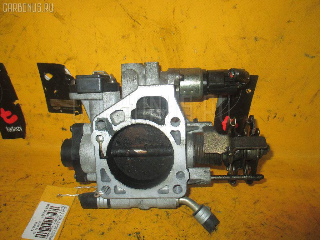 Дроссельная заслонка SUBARU LEGACY LANCASTER BH9 EJ25 Фото 2
