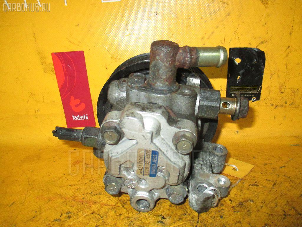 Гидроусилителя насос MAZDA MPV LW3W L3 Фото 2