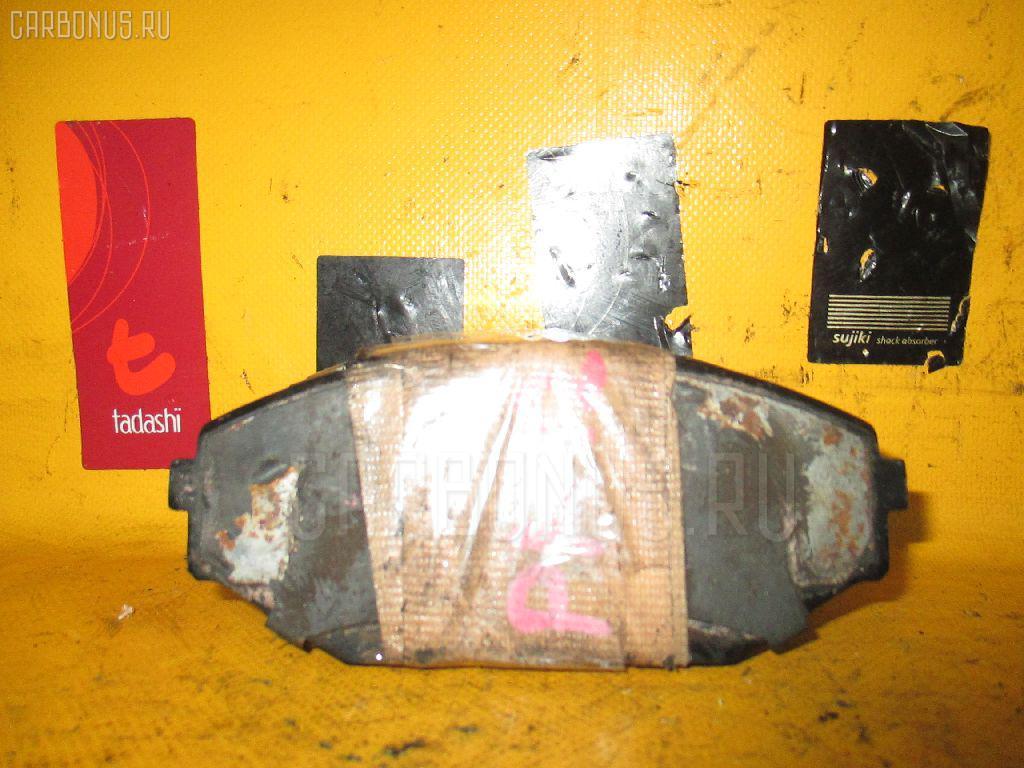 Тормозные колодки NISSAN LIBERTY PM12 SR20DE. Фото 8