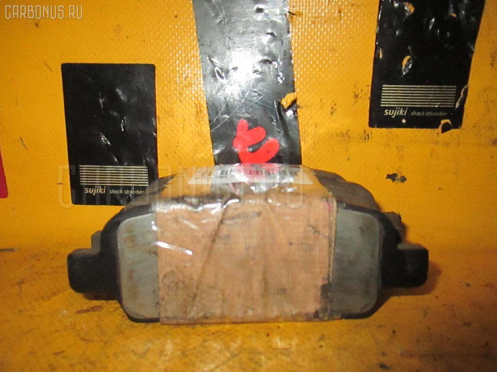 Тормозные колодки NISSAN SKYLINE V35 VQ25DD Фото 1