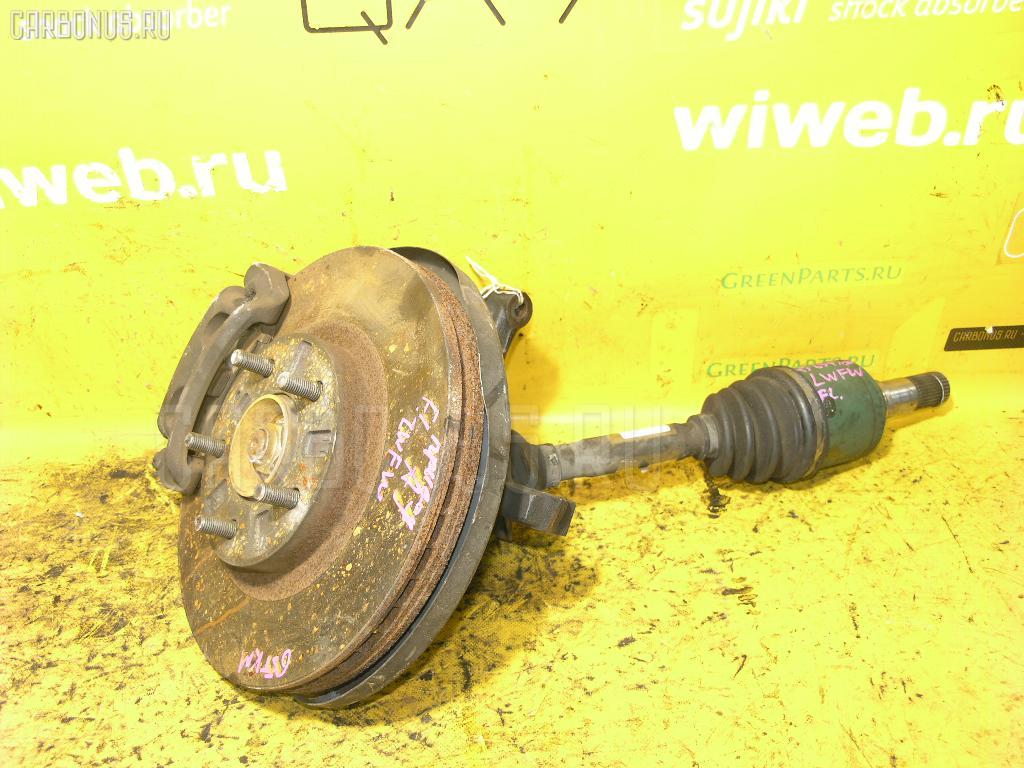 Привод MAZDA MPV LWFW AJ. Фото 9