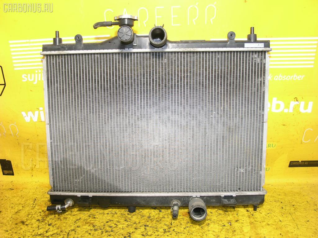 Радиатор ДВС NISSAN AD EXPERT VY12 HR15DE. Фото 11