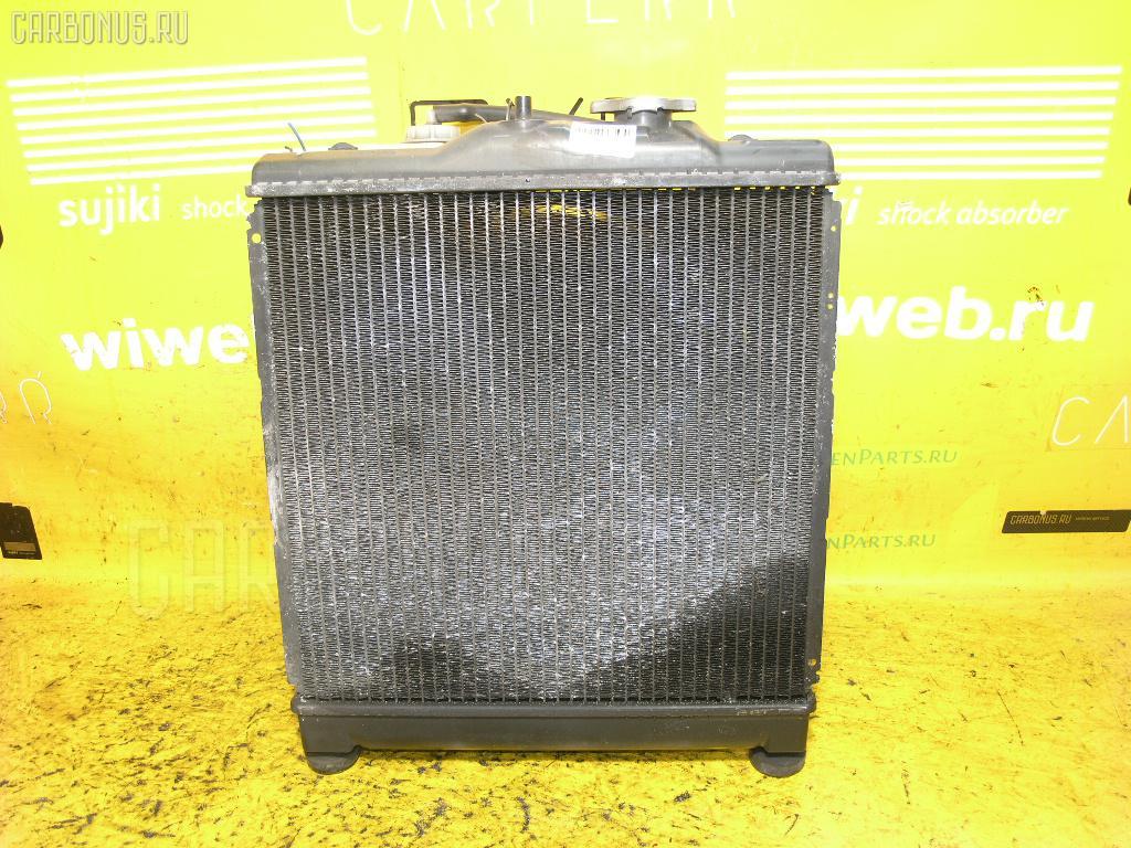 Радиатор ДВС HONDA HR-V GH4 D16A. Фото 9