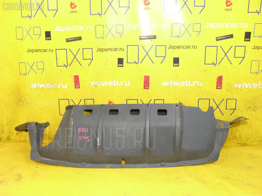 Защита бампера HONDA HR-V GH1. Фото 3