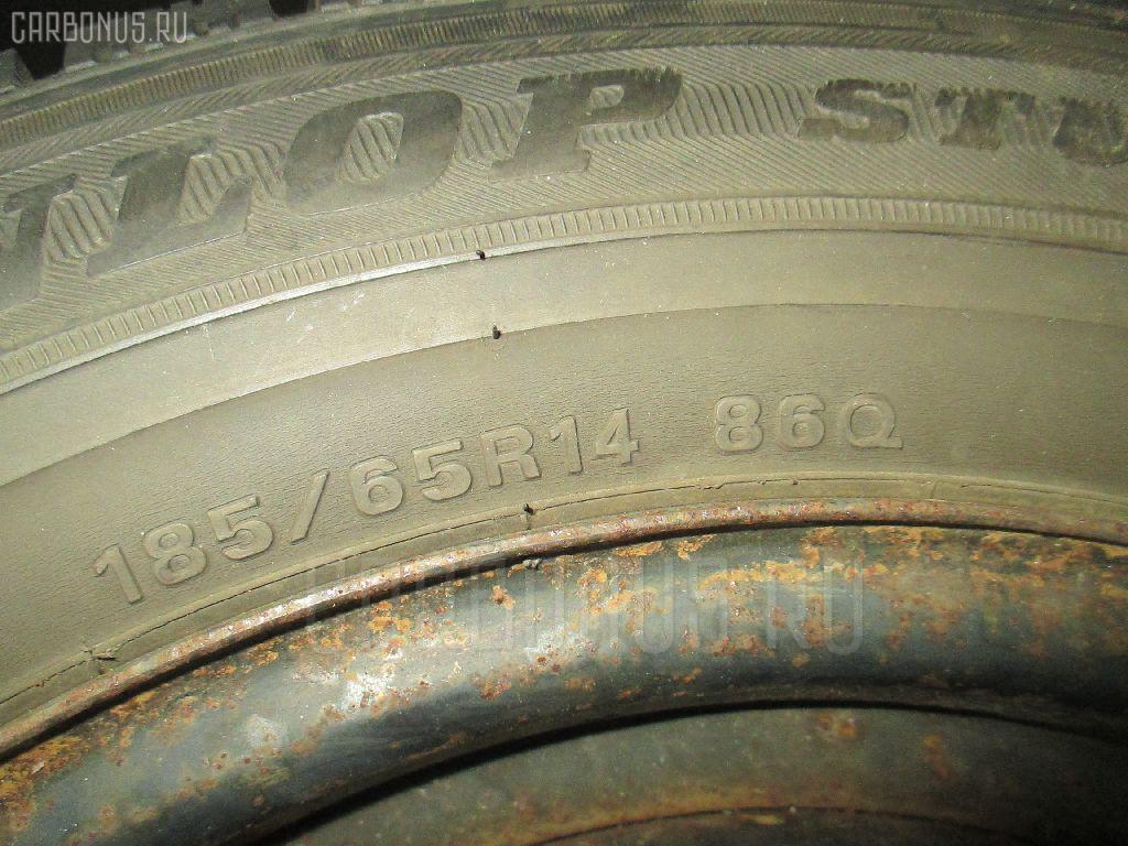 Автошина легковая зимняя DSX 185/65R14. Фото 7