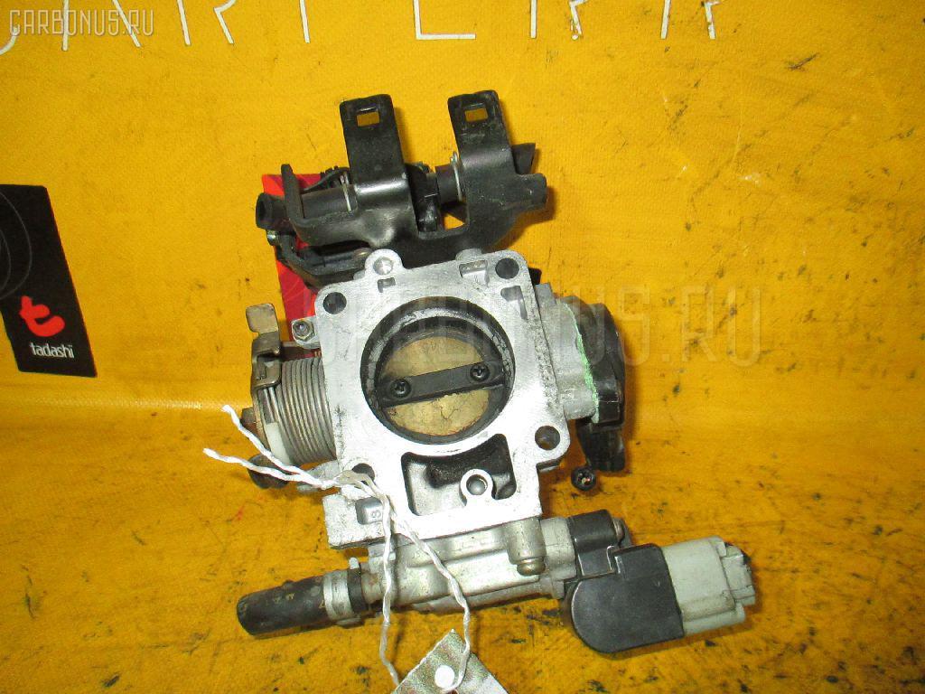 Дроссельная заслонка HONDA FIT GD2 L13A. Фото 4