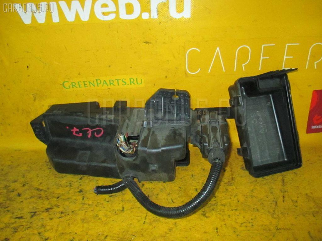 Блок предохранителей HONDA ACCORD CL7 K20A. Фото 9