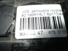 Автошина грузовая летняя Job ry52 195R14LT YOKOHAMA Фото 3